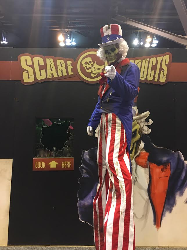 Scare Products Stilt Dude
