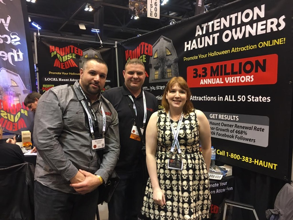 Cait with 13th Ward (Formerly Haunted Hill) - MAHH